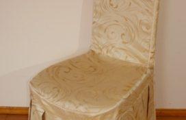 Mabotex - pokrowiec ozdobny na krzesło do restauracji